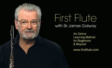 classical music news james galway launches online flute lessons